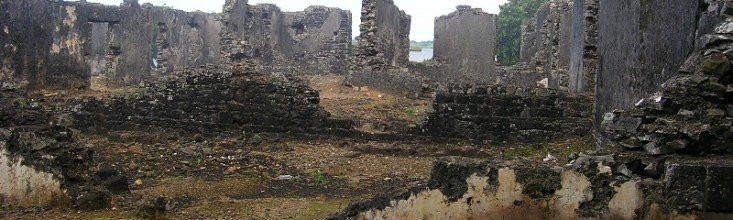 Ruines du Fort Frederik Hendrik