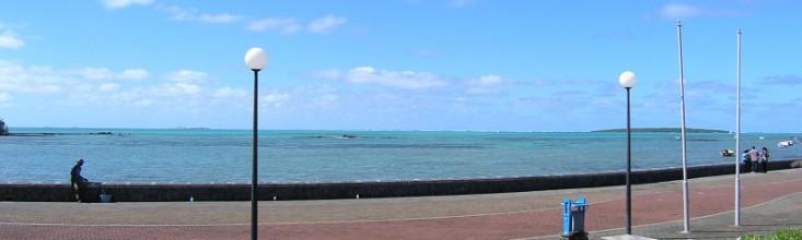 Vue depuis le Waterfront