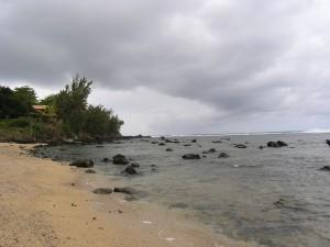 L'ambiance particulière du Sud de l'île.