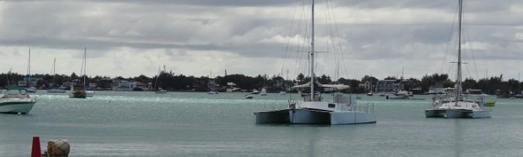La baie, le St-Tropez Mauricien