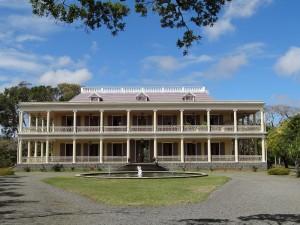 La très belle demeure coloniale