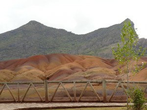 Le panorama de Chamarel